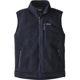 Patagonia Retro Pile Vest Men navy blue